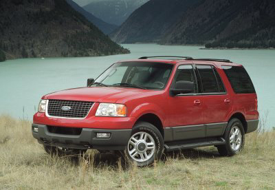 Фото Ford Expedition II
