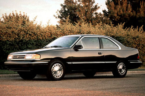 Фото Ford Tempo Coupe