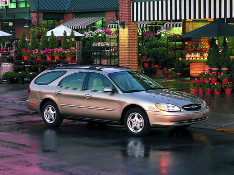 Фото Ford Taurus Station Wagon II
